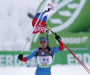 Победный финиш Шипулина